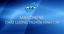 Bản công bố chất lượng dịch vụ Truyền hình cáp