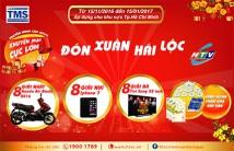 """DSKH trúng thưởng Đợt 1 """"Đón Xuân Hái Lộc cùng HTVC"""""""