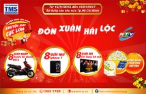 """DSKH Trúng thưởng Đợt 3 - """"Đón Xuân Hái Lộc cùng HTVC"""""""