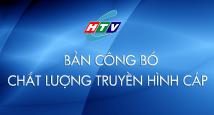 Bản công bố chất lượng dịch vụ truyền hình cáp 2016