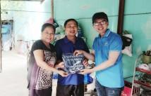 Truyền hình Cáp HTVC tặng quà tri ân các khách hàng khu vực Củ Chi và Nhà Bè
