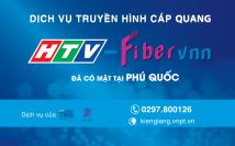 HTV Fiber VNN có mặt tại các khách sạn Phú Quốc - Kiên Giang
