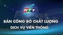 Bản công bố chất lượng dịch vụ truyền hình cáp 2019