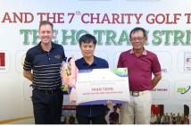 Hội Golf BRVT ủng hộ gần 1 tỉ đồng cho bà con nghèo đón Tết Tân Sửu