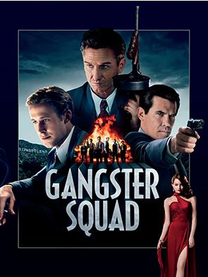 Gangster Squad - Biệt đội bài trừ tội phạm