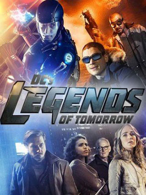 DC'S LEGENDS OF TOMORROW S1