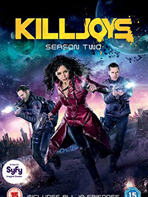 KILLJOYS (SEASON 2)