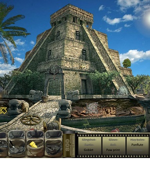 LOST TREASURES:  LOST CITIES OF THE AMAZON: THE LEGEND IS REAL