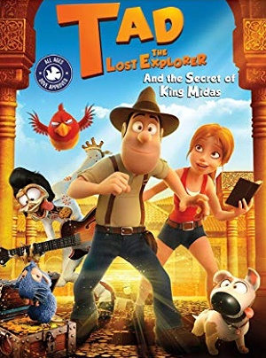 Tad The Lost Explorer And The Secret Of King Mida