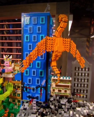 LEGO MASTERS AUSTRALIA - MÙA 1