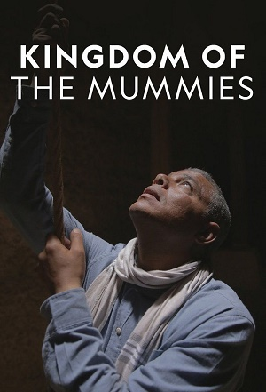 KINGDOM OF THE MUMMIES–THE BROKEN SEAL